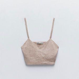 Zara Bralette Top